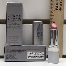 2 New Avon Beyond Color Lipstick - Stolen Kisses - Discontinued by Avon
