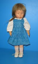 Käthe Kruse Schlankes Enkelkind XIV  Puppe 47 cm