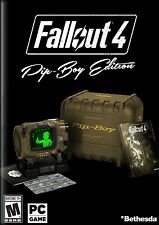 Fallout 4: Pip Boy Edition [PC-DVD Computer, Limited, Open World Action RPG] NEW
