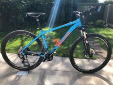 ORANGE CLOCKWORK 100s  29er MOUNTAIN BIKE SKY BLUE LARGE FRAME, MINT!