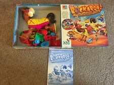 BUCKAROO Family/Childrens Game MB Games 2003 Classic Fun Kids Party