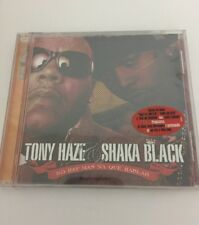 Tony Haze Shaka Black No Hay Mas Na Que Hablar 14 track 2006 cd NEW!