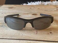 Geniune Oakley Flak 2.0 Polished Black Sunglass