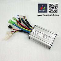 KT controller 24V/36V 250W Torque Simulation Sine Wave Controller For DIY ebike