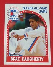 # 48 DAUGHERTY ALL-STAR GAME CLEVELAND CAVALIERS 1989 NBA HOOPS BASKETBALL CARD