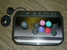 SONY PLAYSTATION 3 PS3 HORI FIGHTING STICK FS-3 JOYSTICK FIGHT ARCADE FS3 Wired