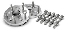 25MM 5x100 57.1CB to 5x114.3 66.1CB HUBCENTRIC WHEEL PCD ADAPTER SPACER KIT
