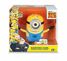 Despicable Me 3 Dancing Talking Minion Carl Toy Figure