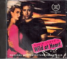 David Lynch's Wild At Heart (Original Motion Picture Soundtrack) CD 1990
