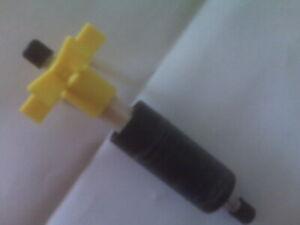 Marineland Magnum 350 Impeller/Magnet/Rubber Ends RARE & USED!!!