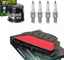 HONDA CBR 900 RR FIREBLADE SC50 02-03 Luftfilter Ölfilter Zündkerzen Wartungskit