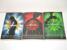 Chronicles of Nick Books 1 to 3- Infinity,Invincible & Infamous Sherrilyn Kenyon