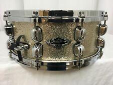"Tama Starclassic Birch/Bubinga 14"" Snare Drum/Vintage Nickel Sparkle/PRS55VNS"