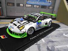 PORSCHE 911 991 GT3 R 24h Nürburgring 2016 #912 Lietz Bergmeister 500 Spark 1:43