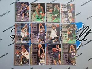Komplettset 1997-98 Ultra Sweet Deal 1-12 Ray Allen, Stackhouse, Barkley