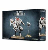 Tau Empire Commander Warhammer 40K NIB Flipside