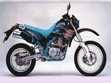 Kawasaki KLX650 - KLX650R  Service , Owner's and Parts Manual CD