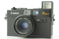 [ Exc+5 ] Canon A35 Datelux 35mm Film Rangefinder Camera 40mm F/2.8 From Japan