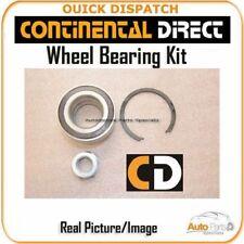 CDK1262 FRONT WHEEL BEARING KIT  FOR PEUGEOT 807