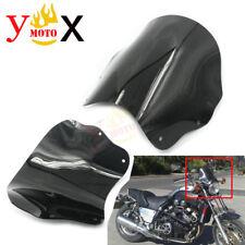Handmade Windscreen Windshield For Yamaha VMAX VMAX1200 V-MAX1200 VMAX1200 85-07