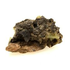Fulgurite. 16.62 Ct. Mercantour, France Ultra Rare