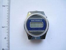 Vintage Soviet Russian watch Electronica 5 clock rare USSR