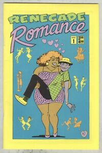 Renegade Romance #1 June 1987 FN- Betto Hernandez cover