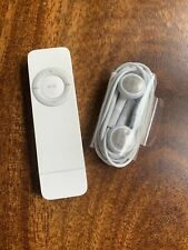 Apple iPod shuffle 1st Generation White (1 GB) Retro Apple