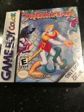 Dragon's Lair (Nintendo Game Boy Color, 2001) GBC BRAND NEW FACTORY SEALED