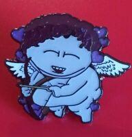 Cartman Pin Southpark Pin Valentines Day Cupid Enamel Retro Metal Brooch Badge