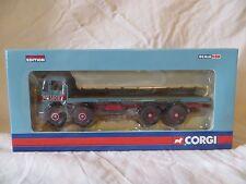 CORGI CC11606 LEYLAND OCTOPUS 8 WHEEL PLATFORM LORRY 'POLLOCK'. MIB/BOXED. 1:50