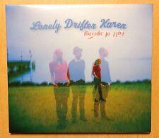 CD ALBUM / LONELY DRIFTER KAREN - FALL OF SPRING / CRAMMED DISCS 2010