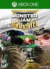 MONSTER JAM Crush IT | Xbox One Game | Car Game