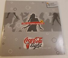 Coca Cola light CD Music makes your Summer