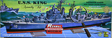 U.S.S. King  - art. 85-0603  - Renwal 1/500