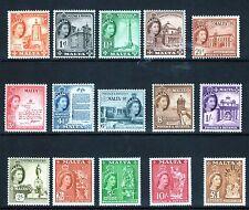 Colony Multiple Maltese Stamps (Pre-1964)
