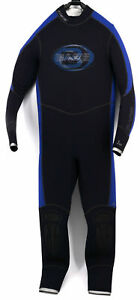 BARE Elastek Full 7mm L Herren - Neoprenanzug Halbtrocken Tauchanzug Diving  RP
