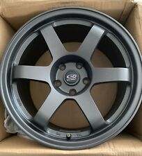 "Rota Grid 5x114.3 17"" 9.5J R17 Matt Bronze NEW!"