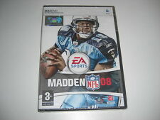 Madden NFL 08 APPLE MAC DVD ROM 2008 FOOTBALL AMERICANO-Nuovo Sigillato-Veloce Post