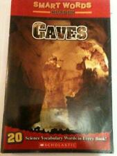 New listing Caves (Smart Words Readers) by Jusith Bauer Stamper