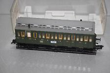 Fleischmann 5792 K 3-Achser Personenwagen 2.Klasse B3 DB Spur H0 OVP