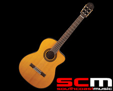 RRP$799 Takamine GC5CENAT Classical Acoustic-Electric Guitar With Pickup Natural