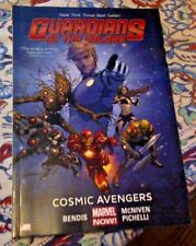 Guardians of The Galaxy Cosmic Avengers Graphic Novel Marvel Comics