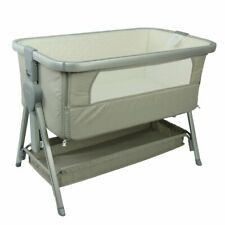 Baby Child Toddler Rest Portable Luxury Bedside Travel Crib Bed Co Sleeper Cot