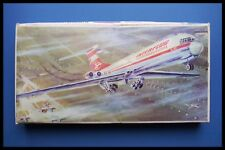 VEB PLASTICART ILYUSHIN IL-62 INTERFLUG 1/100 Scale Model Kit In Opened Box GDR