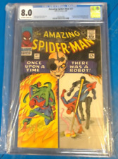 Amazing Spider-Man #37 CGC 8.0 First Appearance Of Norman Osborn !RARE!
