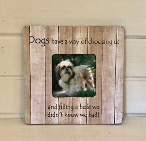 Pet frames - dog frames - pet memorials - dog memorials - pet gifts