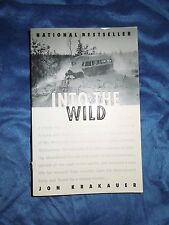 Into the Wild by Jon Krakauer 1997 PB Very Good