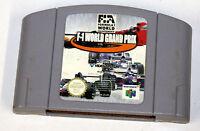 Nintendo 64  N64 Game  F1 World Grand Prix (Cartridge Only)