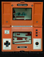 Nintendo 1982 Game & Watch Multi Screen Donky Kong in Box